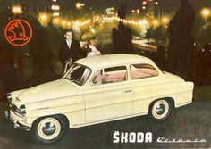 Škoda Octavia - Skoda - Škoda Auto,Czechoslovakia