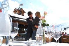 """Sonnenterrasse im Skigebiet Obertauern - Hotel """"Das Seekarhaus"""""""