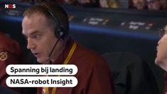 RUIMTEVAART: Robot Insight van NASA succesvol geland op Mars