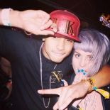 Kelly Osbourne hooking up with Puff Daddy's stepson