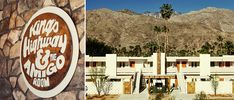 Just two hours from Los Angeles, Palm Springs is a desert oasis where shaggy palm trees meet midcentury modern architecture. Plan your weekend getaway with our guide to where to eat, drink and sleep in Palm Springs.