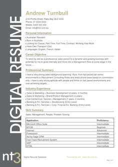 Visual Resume Templates Free Download Doc Visual Resume Templates