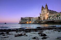 Bahia Saint Julian. Malta