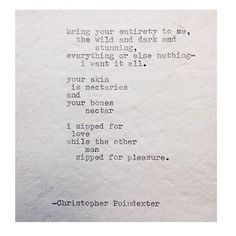 The Universe and Her, And I #257 written by Christopher Poindexter