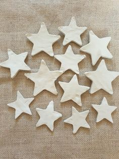 Stoneware Stars now listed for sale in the etsy shop www.etsy.com/uk/shop/artforsparecorners Stars Then And Now, Bank Holiday, Star Shape, Uk Shop, Making Out, Stoneware, Etsy Shop, Table Decorations, Unique Jewelry