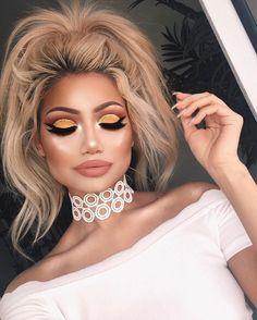 42.7 тыс. отметок «Нравится», 238 комментариев — ALINA (@makeupbyalinna) в Instagram: «Previous look - eyes closed ☺ Shadows in the crease @anastasiabeverlyhills Modern Renaissance…»