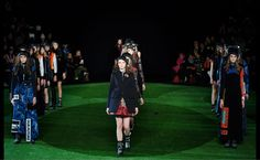 Défilé Marc By Marc Jacobs automne-hiver 2015-2016, New York