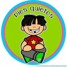 Normas en clase Classroom Labels, Classroom Rules, Preschool Classroom, Preschool Worksheets, Classroom Decor, Kindergarten, Toddler Class, Elementary Spanish, Spanish Activities