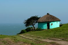 Discover the culture of the Xhosa people of South Africa's wild coast, especially the beautiful Coffee Bay region. African House, Xhosa, World Photography, Landscape Photography, Out Of Africa, Africa Travel, Coffee Travel, South Africa, Beautiful Places