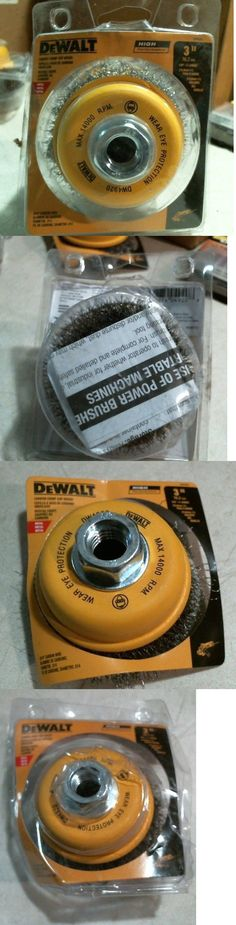 """Toolman Heavy duty 3/"""" 5//8/""""-11 Thread Knotted Type Crimp Twisted Wire Cup Brush"""