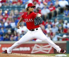 Yu Darvish (Texas Rangers)