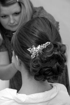 wedding hair love