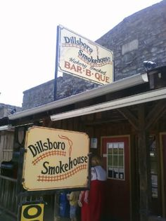 North Carolina Que At The Dillsboro Smokehouse Nc Sweet Tea