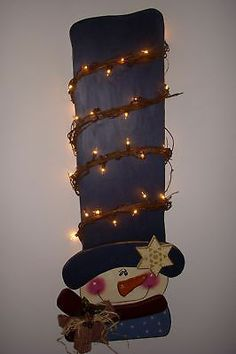 """HOLIDAY PRIMITIVE WOOD CRAFT PATTERN- """"JACK""""- 36 INCHES"""