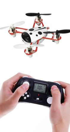 Cheerwing® Remote Control Mini Nano RC Quadcopter UFO Drone