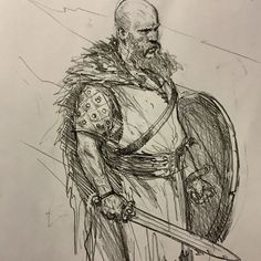 Art of Karl Kopinski - Vikings