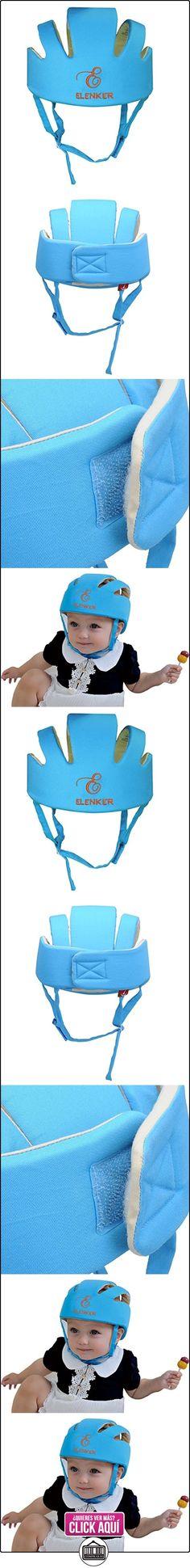 Infantil de casco de seguridad para bebé Niños gorro de cabeza protección para caminar gatear bebé niños bebé ajustable casco de seguridad casco protector tapa protectora arneses–azul  ✿ Seguridad para tu bebé - (Protege a tus hijos) ✿ ▬► Ver oferta: https://comprar.io/goto/B019K1QUNK