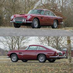 1965 Aston Martin ex Robert Plant Aston Martin Lagonda, Aston Martin Cars, Classic Aston Martin, British Sports Cars, Robert Plant, Fiat 500, Amazing Cars, Motor Car, Cars And Motorcycles
