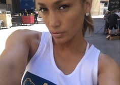 Jennifer Lopez's butt-sculpting workout that you can do anywhere