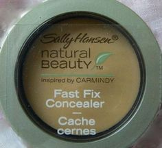 Amazon.com: Sally Hansen Natural Beauty Fast Fix Concealer, All Over Neutralizer 1022-01, Inspired By Carmindy.: Beauty