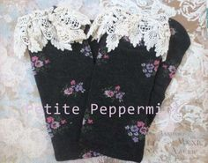 Hey, I found this really awesome Etsy listing at https://www.etsy.com/listing/170308263/grayish-black-baby-leg-warmers-baby