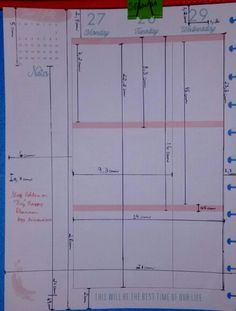 Big Happy Planner box dimensions for stickers production