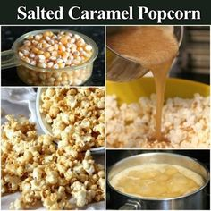 Salted Caramel Popcorn Pictures, Photos, and Images for Facebook, Tumblr, Pinterest, and Twitter