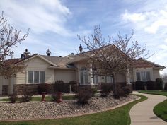 Gorgeous Decra tile roofing project from Iowa. If you're looking for long lasting beauty, nothing beats tile. Iowa, Beats, Tile, Deck, Mansions, House Styles, Projects, Log Projects, Mosaics