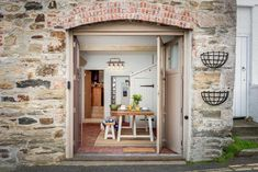 A three storey characterful cottage situated in the heart of St Agnes. The Cornstore is perfect for couple escapes and family holidays. St Agnes, Cornwall, Saints, Old Things, England, Cottage, Couple, Holidays, Heart