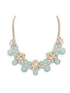 Occident Stylish Sweet Fresh Necklace