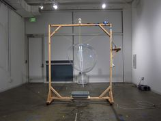 Check Out Nicholas Hanna's Incredible Bubble Devices