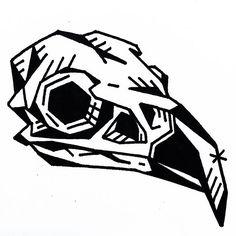 ✖️조류 뼈✖️ . . . #타투 #그림 #아트 #그림타투 #드로잉 #스케치 #디자인 #일러스트 #블랙 #블랙타투 #tattoo #design #drawing  #greemtattoo #sketch #draw #tattooflash #blackink #ink #tattooart #illustration #black #blackwork #올드스쿨 #올드스쿨타투 #oldschool #oldschooltattoo #조류골격 #동물뼈 #해골타투