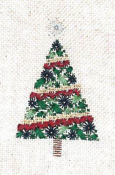 Christmas Tree Ornament #1