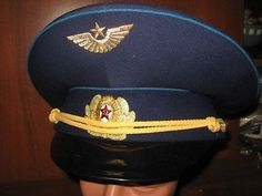 #soviet #russian hat air #force size 60.,  View more on the LINK: http://www.zeppy.io/product/gb/2/252512852293/