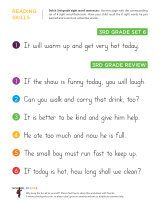Dolch Sight Word Flashcards - School Sparks Sight Word Sentences, Sight Word Flashcards, Dolch Sight Words, Sight Word Worksheets, Simple Sentences, Reading Resources, Teaching Reading, Guided Reading, Wilson Reading