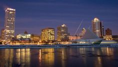 Milwaukee, WI ~ The city I live in, the city I love