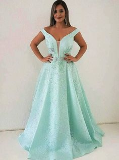 Prom Dress For Teens, A-Line Off-the-Shulder Mint Floral Prom Dress with Appliques, cheap prom dresses, beautiful dresses for prom. Best prom gowns online to make you the spotlight for special occasions. Floral Prom Dresses, A Line Prom Dresses, Cheap Prom Dresses, Simple Dresses, Wedding Dresses, Party Dresses, Dress Prom, Beautiful Dresses, Green Lace