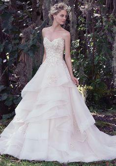 Maggie Sottero Katherine Ball Gown Wedding Dress