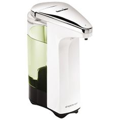 simplehuman Touch-Free Automatic Soap Pump