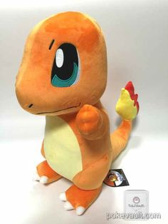 Win A Lifesize Charmander Plush Toy Giveaway Contest