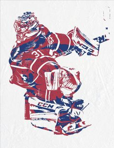 Carey Price MONTREAL CANADIENS PIXEL ART 3 Art Print by Joe Hamilton. All prints are professionally printed, packaged, and shipped within 3 - 4 business days. Montreal Canadiens, Hockey Goalie, Ice Hockey, Joe Hamilton, Thing 1, 3 Arts, Wall Papers, Sports Art, Phone Wallpapers