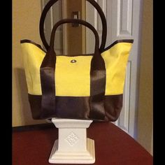 YELLOW JERSEY BAG🌺🌺NWOT GORGEOUS YELLOW JERSEY BAG, GREAT FOR ANY OCCASION, WORK, TRAVEL, VACATION, GATHERING, CHURCH, PARTY,LUNCHBAG,,,BRAND NEW NO TAGS,,,,SMOKE FREE HOME,,,🌺🌺🌺🌺🌺 YELLOW JERSEY BAG Bags Mini Bags