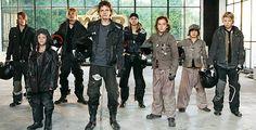 Die Wilden Kerle 4 Cast