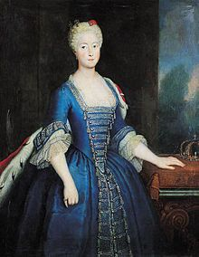 Princess Sophia Dorothea of Prussia (* 25 January 1719 in Berlin ; † 15 November 1765 in Schwedt ) was a sister of Frederick the Great