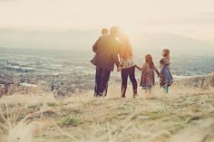 The Moss Family » Simplicity Photography