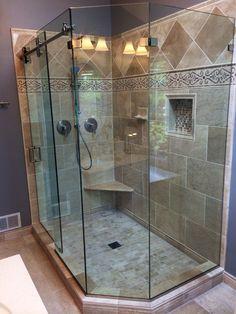 101 Best Glass Shower Enclosures Images Glass Shower