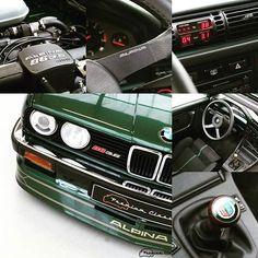Classic Car News Pics And Videos From Around The World Bmw E30 M3, Bmw Alpina, Bmw Autos, Golf Mk1, Bmw Vintage, Bmw Classic Cars, Bmw Love, Bmw 2002, Bmw 3 Series