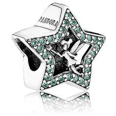 Tinker Bell Star Charm by PANDORA