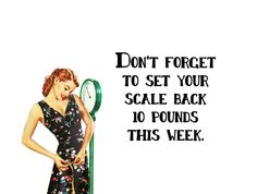 Image result for set scale back