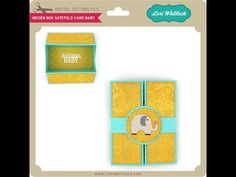 This video gives assembly instructions for Lori Whitlock's Hidden Box Gatefold Card. Elephant Card SVG File: http://www.loriwhitlock.com/shop/hidden-box-gate...
